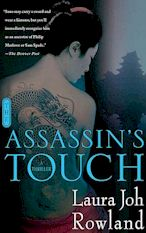 Cover: The Assassin's Touch by Laura Joh Rowland