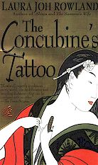 Cover: The Concubine's Tattoo by Laura Joh Rowland
