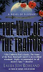 Cover: The Way of the Traitor by Laura Joh Rowland